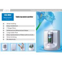 Wholesale Direct drinking faucet water source water purifier,  top mineral alkaline UF home water purifier OSL-W02 from china suppliers