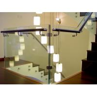 Wholesale Anti-impact Staircase Railing Laminated Glass from china suppliers