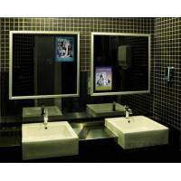 Wholesale Innovative Magic Mirror Display Wall Mount Advertising 800 x 800 for bathroom from china suppliers
