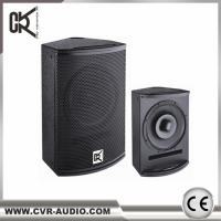 Wholesale 15 inch high-end disco club party wedding professional audio system from china suppliers