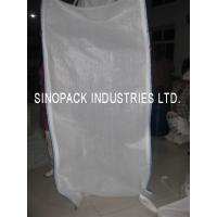 Wholesale Tall U-panel Big Bag FIBC , UV treated cement Polypropylene Jumbo Bags from china suppliers
