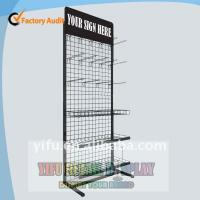 Wholesale 3 Tiers Floor Promotion Rack from china suppliers