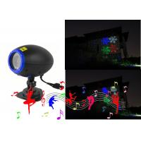 Buy cheap Zilun Pro Lighting made ABS Material CE certificated Star shower laser light for Christmas decoration from wholesalers