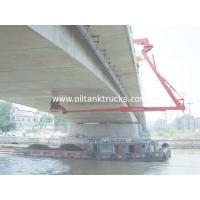 Wholesale Dongfeng 6x4 16m Bucket Bridge Inspection Truck / Upground / Under Bridge Inspection Equipment from china suppliers