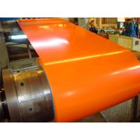 Quality high gloss ral colour prepainted steel coil AZ100g AZ120g AZ150g for sale