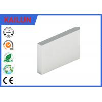 Wholesale En 755 Silver Anodized Aluminium Flat Bar for Elevator Material 180 X 20 MM from china suppliers