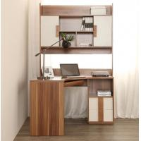Wholesale Recycled Modern Home Furniture Computer Corner Desk With Hutch Non Toxic from china suppliers