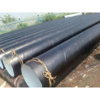 Quality Inner Coating Welded Anti Corrosion Pipe 3PE 3LPE 2PE FBE , 3-22m Length for sale
