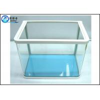 Wholesale Customize Aquarium Fish Tank  By  Clear Glass 4 in 1 Set Aquarium from china suppliers