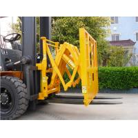 Wholesale Material Handling Forklift Attachments for Forklift push and pull from china suppliers