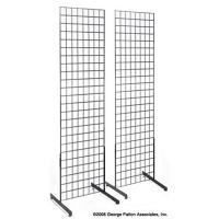 Wholesale Durable Gridwall Retail Display Tower , Stationery Display Racks For Hanging Items from china suppliers