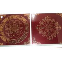 Wholesale Decorative Flower Art Wall Screen Printed Mirror,home deco from china suppliers