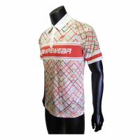 Wholesale Anti Wrinkle Polo Sport T Shirt / Adults And Youth Polyester Polo T Shirts from china suppliers