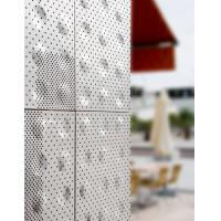 Wholesale Embossed Perforated Metal Screen,Embossed Holes Punched Plates from china suppliers