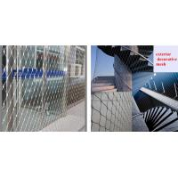 Wholesale stainless steel flexible Rope Mesh from china suppliers