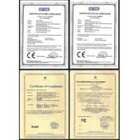 Shenzhen MS Auto Technology Limited Certifications