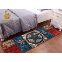 Wholesale Customized Style Bedroom Area Rugs Indoor Outdoor With SGS / CE / ISO9001 from china suppliers