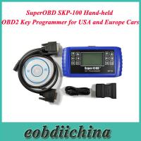 Wholesale SuperOBD SKP-100 Hand-held OBD2 Key Programmer for USA and Europe Cars from china suppliers