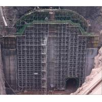 Quality Hydroelectric Dam Steel formwork for concrete , ZULIN formwork in construction for sale