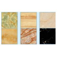 Buy cheap PVC panel with UV coating /Faux marble wall panel from wholesalers