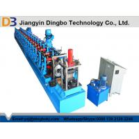 Wholesale PLC Control 45# Steel Bracket Roll Forming Machinery 10m/Min from china suppliers