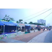 Wholesale Custom Printed Tent For Advertising , Folding Canopy Tent  With Accessories from china suppliers