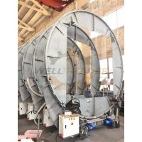 Wholesale 20ft 40ft Standard Container Rotating ISO Tank Rotator Automatic load on off from china suppliers
