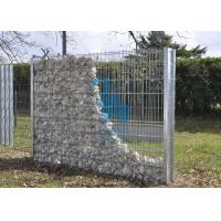 Wholesale Good permeation Steel Gabion Baskets For large scale Geotechnical Construction from china suppliers