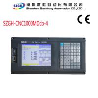 Wholesale 4 Axis CNC Milling machine controller  0 ~ 10V DSP Numerical Control Systems from china suppliers