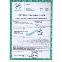Weifang Kaide Plastics Machinery Co.,ltd Certifications