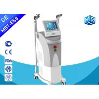 Wholesale Vertical Powerful Shr Elight Hair Removal , Acne And Scar Removal Machine from china suppliers