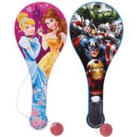 Wholesale Avengers Assemble Paddle Ball Toy , Paddle And Ball Toy For Ages 4+ from china suppliers