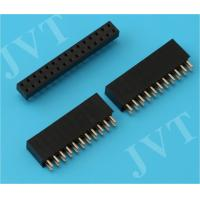 Wholesale 2 - 80 Poles Dual Row 2.54mm Female Header Double Row  2x6 Pins SMT SMD Female Header Socket from china suppliers
