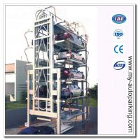 Wholesale 8 10 12 14 Sedans Vertical Rotary Automated Parking Equipment from china suppliers