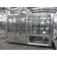 Wholesale Automatic Juice Hot Filling Machine Stainless Steel With Electric Driven from china suppliers