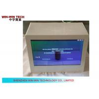 "Wholesale 24"" White Transparent LCD Display , High Resolution LCD Display from china suppliers"