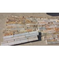 Wholesale Hot Sales Quartzite Z Stone Cladding Rough Beige Stone Veneer Natural Culture Stone Ledger Stone from china suppliers