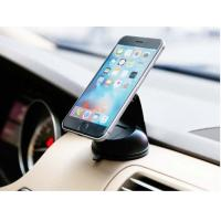 Quality 360 Degree Rotating Suction Cup Design Dashboard Mount Magnetic Car Holder for Smartphones for sale