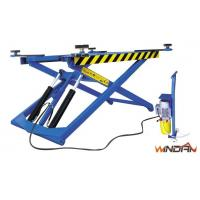 Wholesale Thin Structure Hydraulic Movable Scissor Lift For Tyre Repair And Body Paint from china suppliers