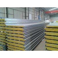 Wholesale Anti Corrosion Sandwich Panel Roof , Composite Metal EPS Sandwich Roof Panels from china suppliers