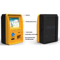 Wholesale Portable Information Half Outdoor Touch Screen Kiosks For Bank & Mall With Speaker from china suppliers