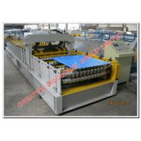 Wholesale Corrugated Steel Roller Shutter Door Slat Sheet Production Line from china suppliers