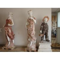 Wholesale mother and child stone statue from china suppliers