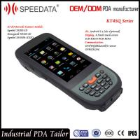 Wholesale Rugged IP65 4.5 Inch Industrial PDA Barcode Scanner With Multiple Functions from china suppliers