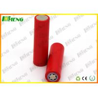 Wholesale High Capacity 3.7V Lifepo4 Rechargeable Battery 18650 2600Mah Red from china suppliers