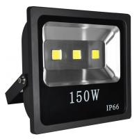 Wholesale 150w Outdoor LED Flood Lights fixtures IP66 waterproof Environment Friendly from china suppliers