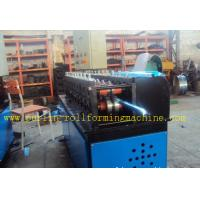 Wholesale Light Steel C Truss Roll Former Machine Furring Channel / Roof PLC Control from china suppliers
