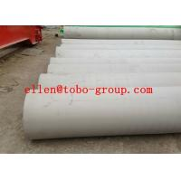 Wholesale A312 Welded Stainless Steel Tubing BIG SIZE 1000 - 3600MM OD TP304 TP316L TP316TI F321 from china suppliers