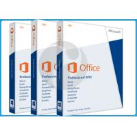 Wholesale Hot selling  Microsoft Office 2013 Professional Software retailbox from china suppliers