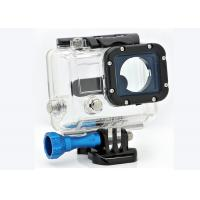 Wholesale Underwater Waterproof Protective Action Camera Housing for Gopro Hero4 3+ from china suppliers